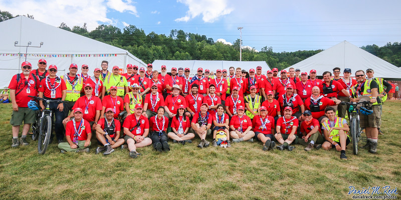 Always Ready: The Rescue EMS Team Keeps 60,000 Scouts and Visitors Healthy at the World Jamboree