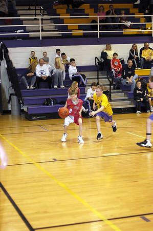 3rd/4th Grade Jackson Gold vs. Northwest