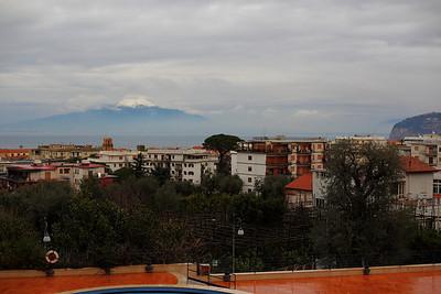 Sorrento, Italy - January 2011