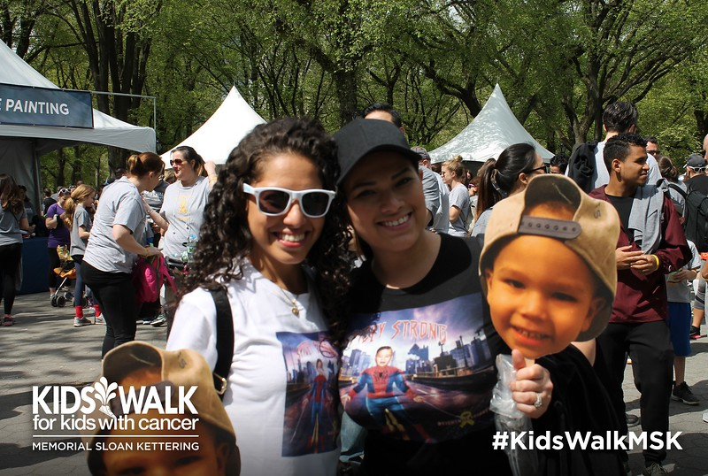 2018-05-05 MSKCC Kids Walk
