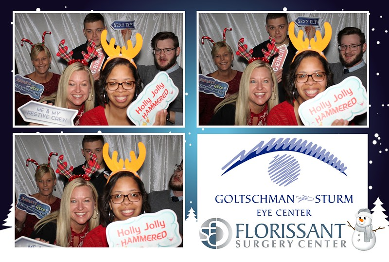Florissant Eye Care Holiday Party