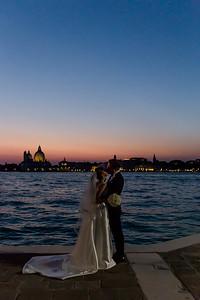 Audrey & Giuseppe - Wedding in Venice