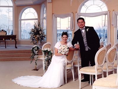 Darcie & Cly Wedding 2003