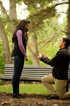 Mario and Jasmyne Proposal <3