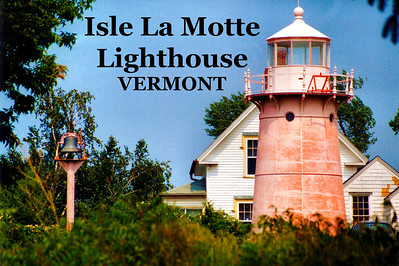 Isle La Motte Lighthouse, Vermont