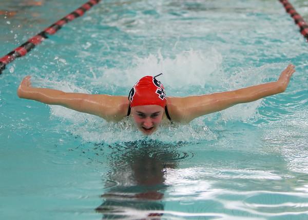 SNHS Swimming vs Rensselaer 2016