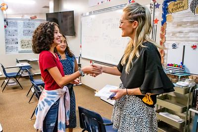Meet Your Teacher Day
