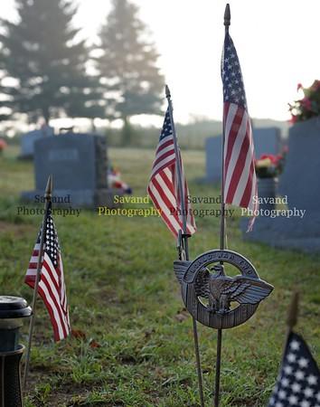 7-11-14 Cemetery - Pax WV