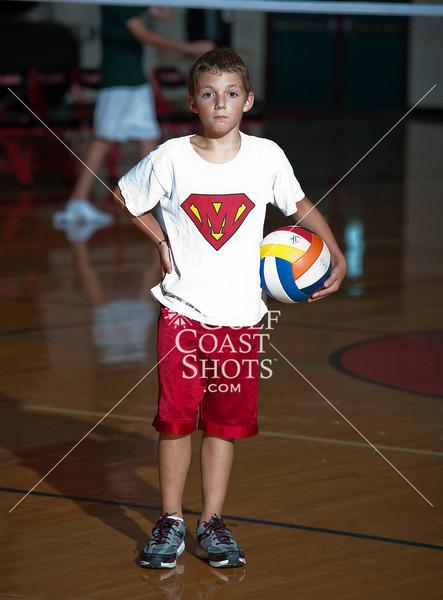 2010-09-11 Volleyball Varsity St. John's vs St. Mark's Houston Cup