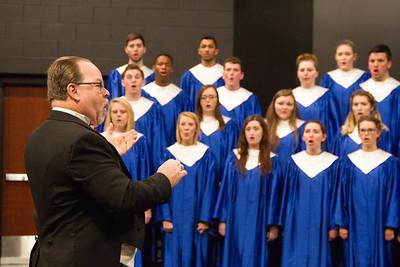 York College Concert Choir '17