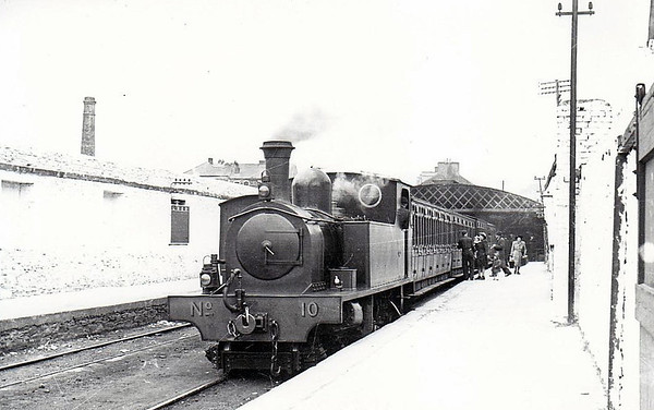 LONDONDERRY & LOUGH SWILLY RAILWAY