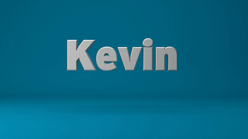 Kevin VO Sample