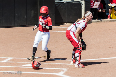 UW Sports - Woman's Softball Game 3 - April 26, 2015
