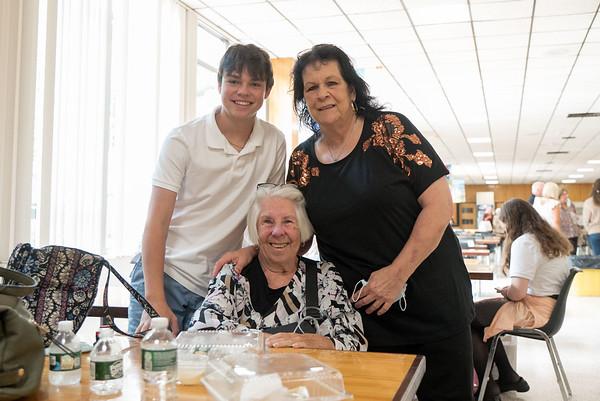Freshman Grandparents Mass - October 3, 2021
