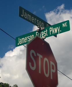 Jamerson Forest Marietta GA