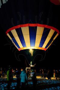 Hudson Hot Air Affair 2011