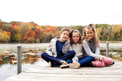 The Gabler Family - Fall 2018