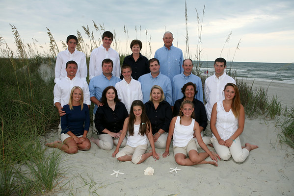 The Waters Family