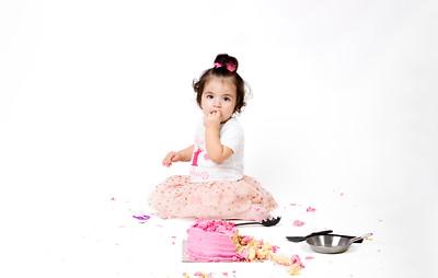 Chloe Cake Smash