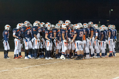 Liberty@Briar Woods 11/17/12 by Joel Wolcott