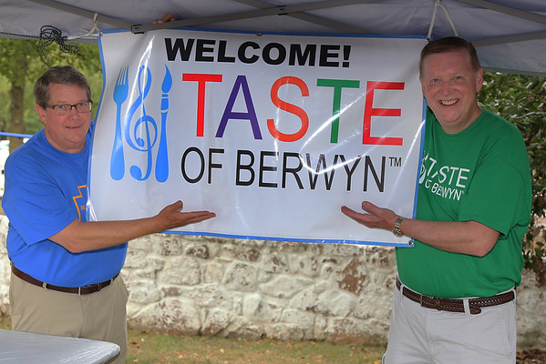 THE TASTE OF BERWYN - SEPTEMBER 18, 2016