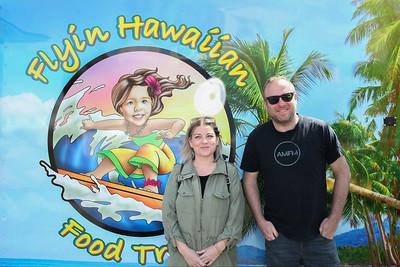 Flyin Hawaiian Grand Opening