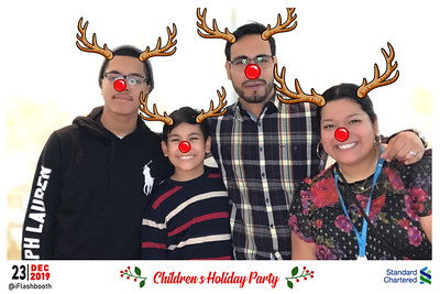 Standard Chartered Bank Children's Holiday Party