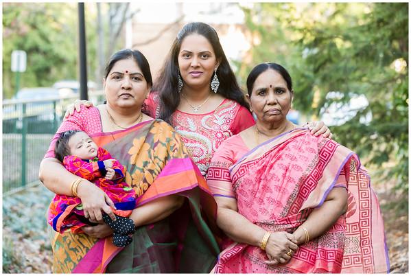 Kishore and Family