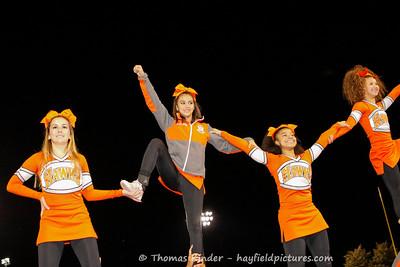 Varsity Cheer Patriot 11/11/16