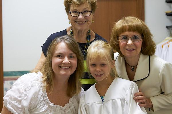 Kazlauskas Baptism