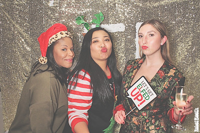 12-13-19 Atlanta Photo Booth - Spencer Stuart Holiday Party - Robot Booth