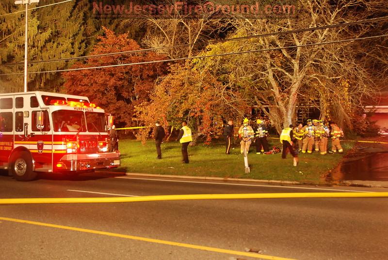 10-28-2011 (Gloucester County) WASHINGTON TWP - Berlin Cross Keys Road & Black Horse Pike - Fatal Dwelling