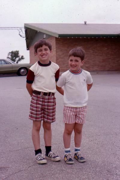 1975-08 - Randy & Jeff - St Croix Falls, WI