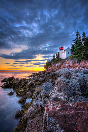 Bass Harbor Light- Acadia NP
