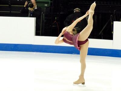 2008 Skate America Ladies - Everett, WA