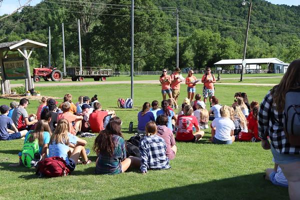 2020 Senior High Camp