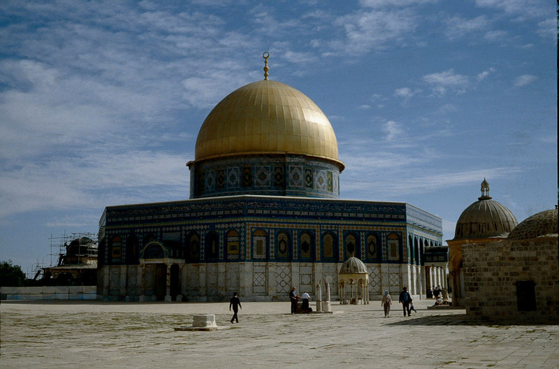 Mosque of Omar (Dome of the Rock)
