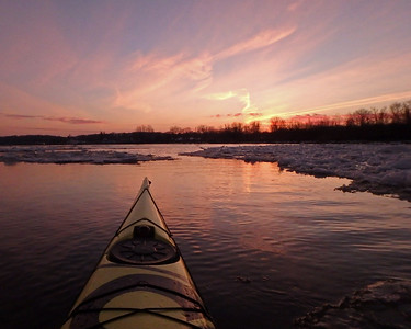 CT River Ice 2018
