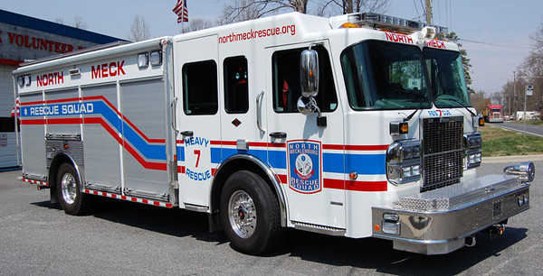 North Meck Rescue Squad (Former)
