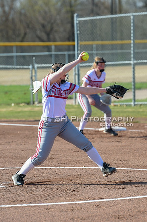 Springdale vs Har-Ber:  Softball