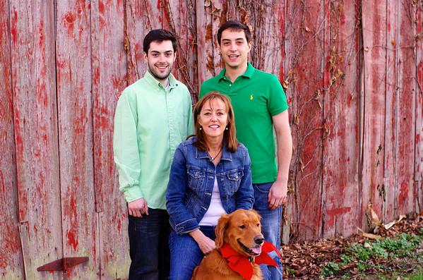 Danielle, Ben & Adam