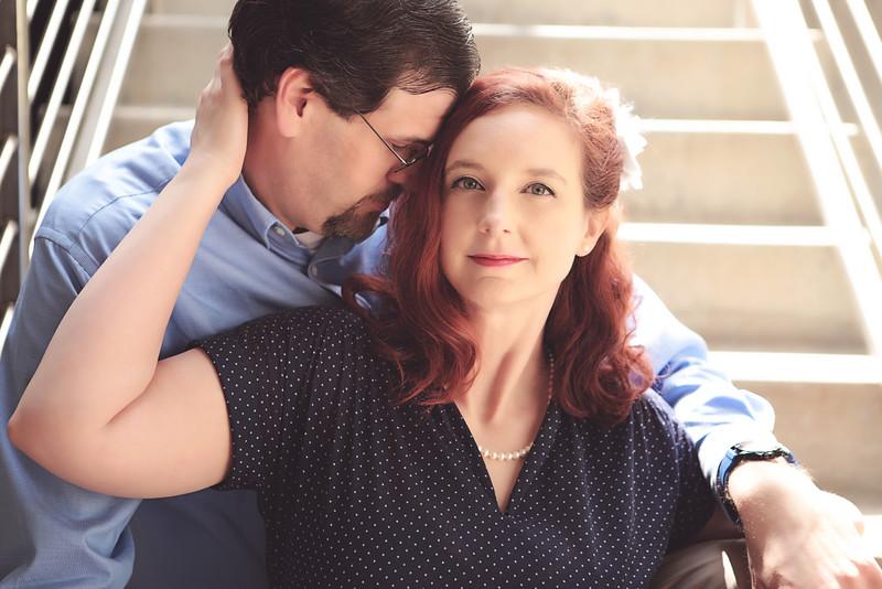 Karen + Mike