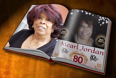 Mearl Jordan 80th Birthday 06-23-2018