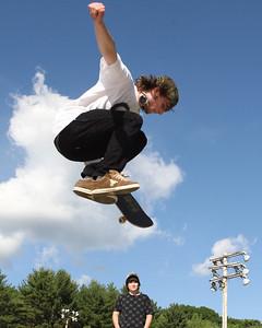 Bobby Hommel at Joubert Skate Park