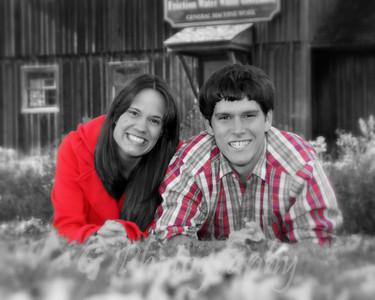 Ashley and Drew