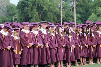 2019 Devine High School graduation