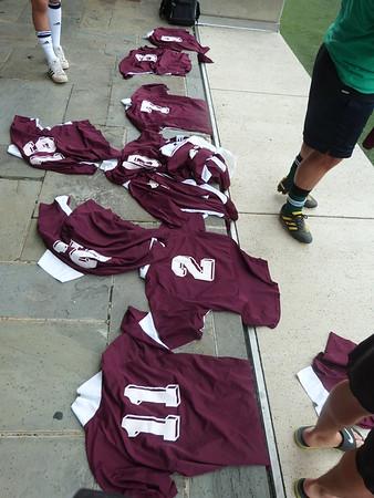 Alumni Soccer Game 2014