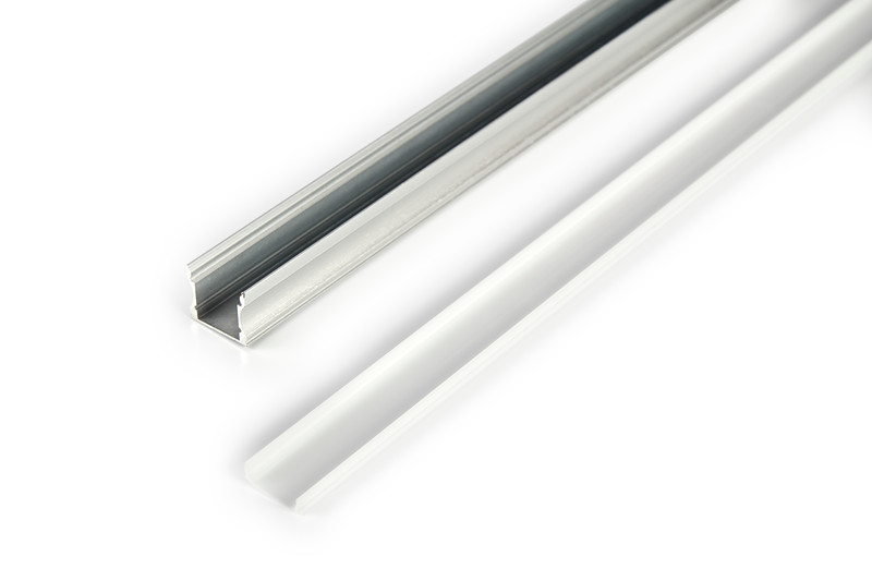 Gelmar Aluminium Rail with Insert and Clips