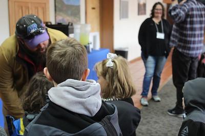 Adoptive Families Retreat 2019