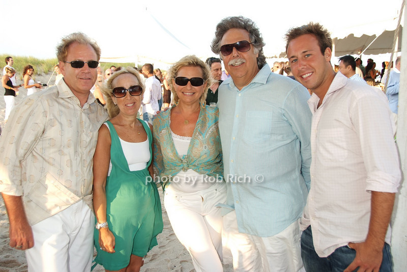 Andrew Jacobs, Janet Rothman, Debra Halpert, Billie Rothman, David Rothman photo by Rob Rich © 2008 516-676-3939 robwayne1@aol.com